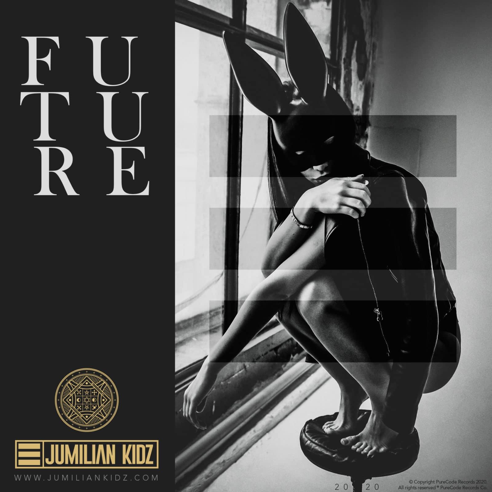 FUTURE EP by Jumilian Kidz [Album Cover]